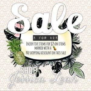 Other - CURRENT PROMO: 5/$25 🍍